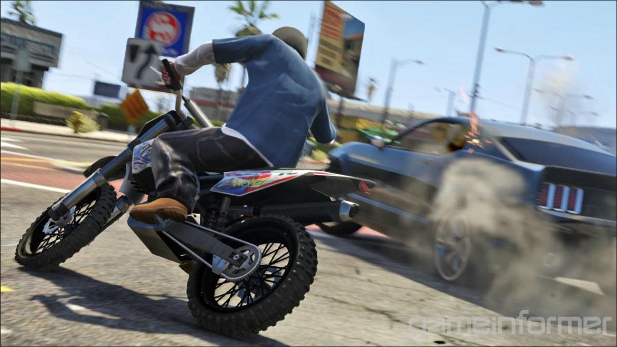 ... podem ver várias imagens de GTA 5, uma cortesia da Game Informer