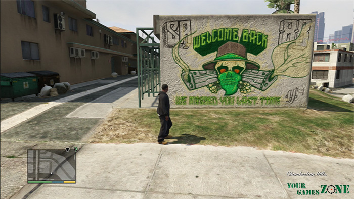GTA V - Easter Egg