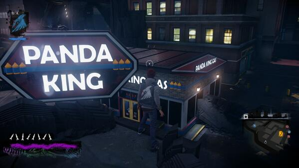 inFamous Second Son Easter Egg