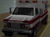 Ambulancia - Carros GTA Vice City
