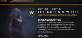 Novos Eventos de Destiny revelados