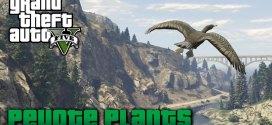 GTA V(5) Localização 27 Peyote Plants que nos tornam animais (Videos)