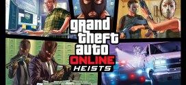 GTA Online – Heists revelados (Trailer e Imagens)