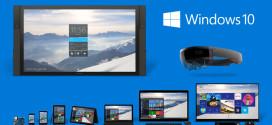 Windows 10 não será lançado para todos a 29 de Julho