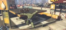 Hulk chegou ao GTA V com este novo Mod
