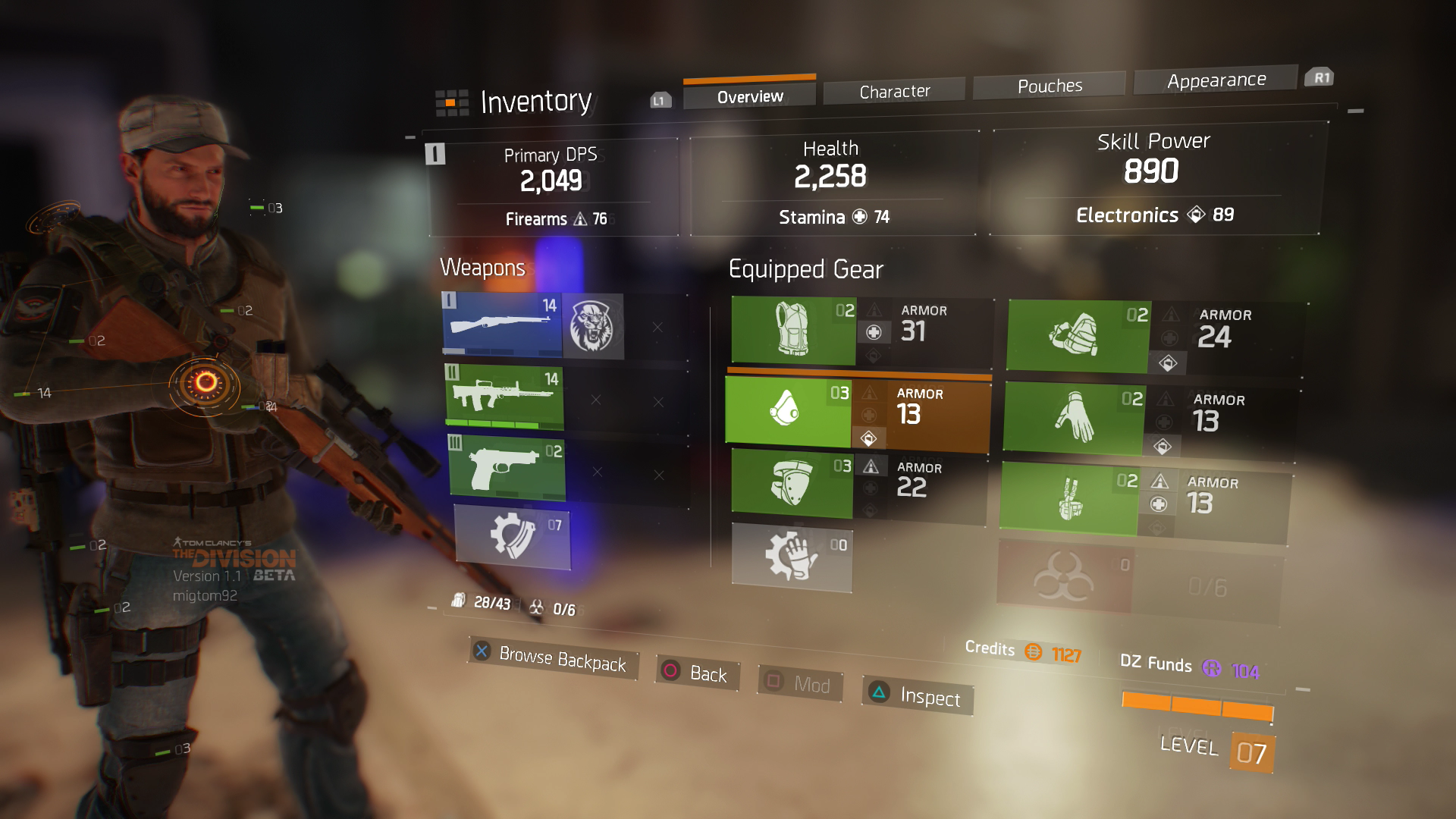 The Division Screen Shot 2016-02-23 05-27-33