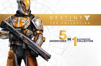 Destiny The Collection terá o jogo e todas as expansões