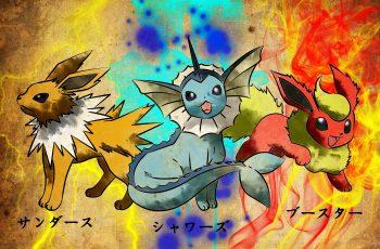Pokémon GO – Como Evoluir Eevee para Jolteon, Flareon ou Vaporeon