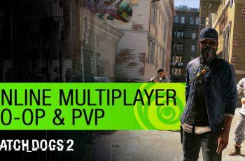 Watch Dogs 2 – Todos os detalhes do Multiplayer
