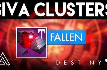 Destiny Rise of Iron –  Localização dos Dormant SIVA Clusters