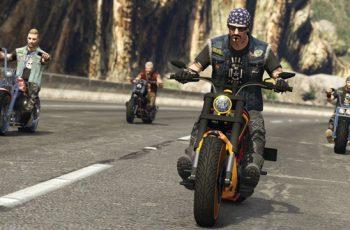 GTA Online – Actualização de Motoqueiros