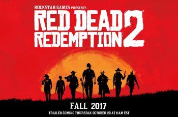 É oficial, Red Dead Redemption 2 chega em 2017