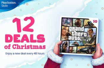 GTA V (5) com Promoção de Natal
