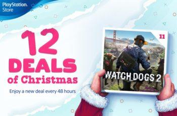 Watch Dogs 2 com Promoção de Natal