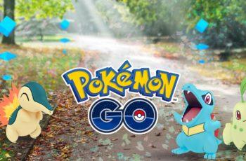 Pokémon GO recebe 80 novos pokémon de Johto