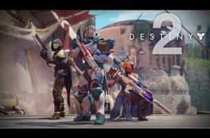 Destiny 2 – Data da Beta e PC, novo trailer e conteúdo exclusivo para PS4