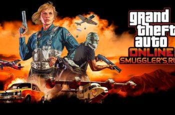 GTA Online recebe DLC Smuggler's Run amanhã