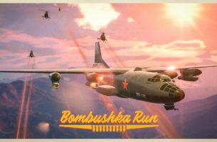 GTA Online recebe o bombardeiro Bombushka RM-10
