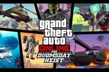 GTA Online recebe The Doomsday Heist na próxima semana