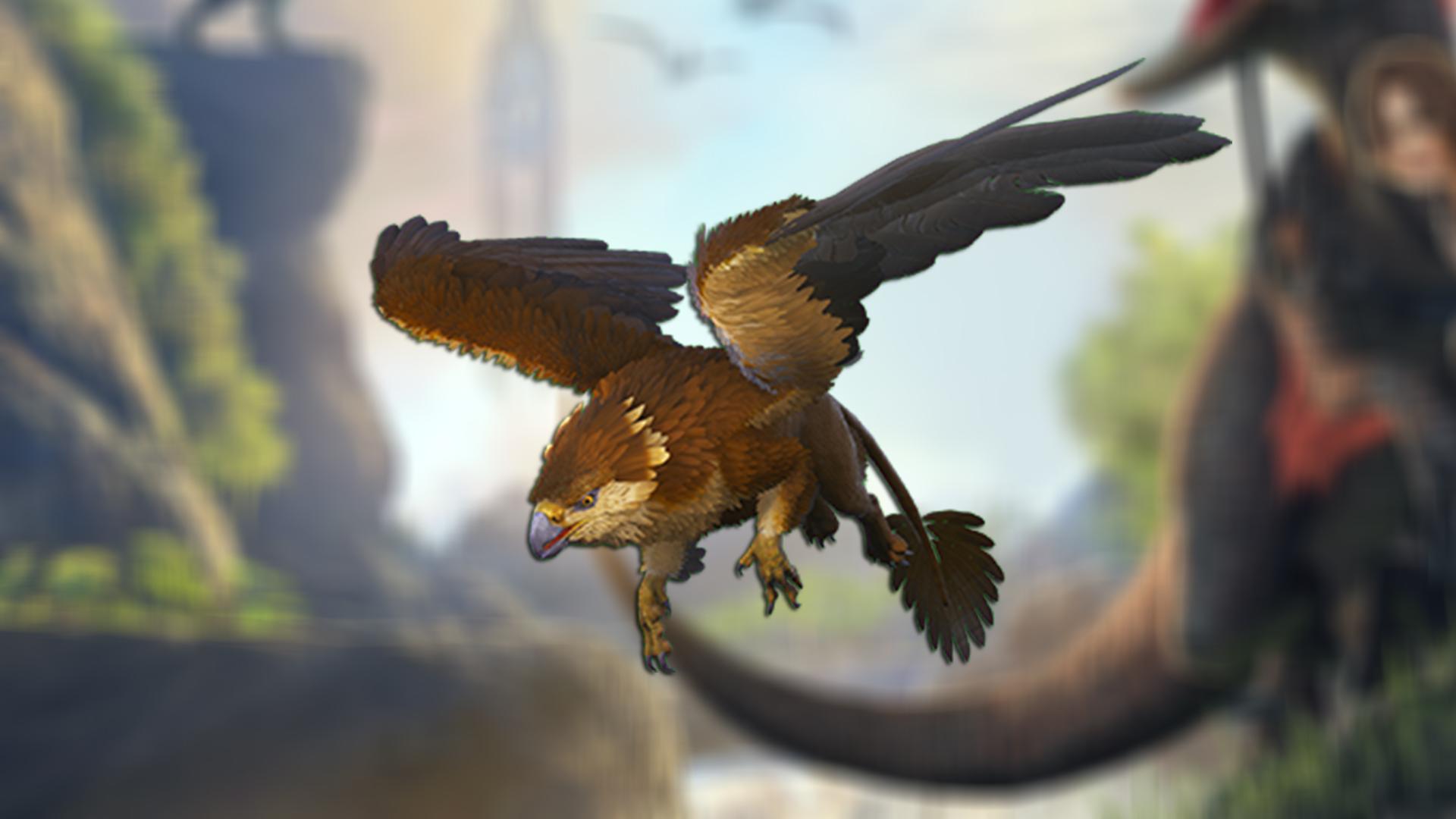 Guia Ark Survival Evolved Como domar Griffin / Grifo (taming pen