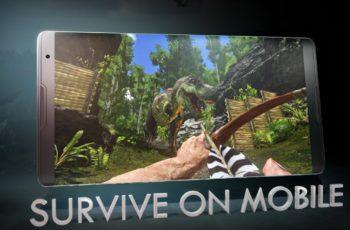 Ark Survival Evolved mobile para iOS e Android é lançado em Junho