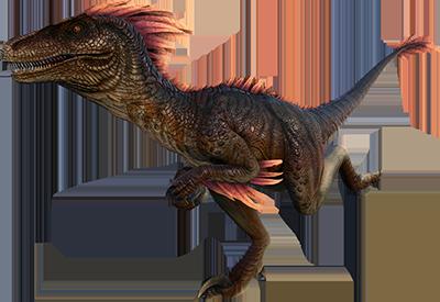 Ark Survival Evolved Raptor