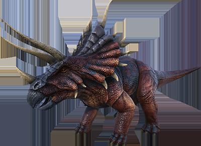 Ark survival evolved Triceratops