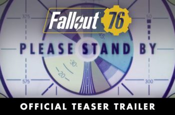 Fallout 76 oficialmente anunciado com Teaser Trailer