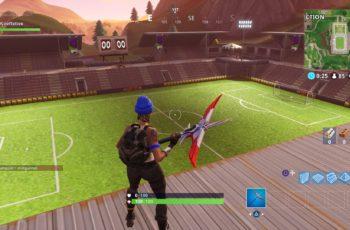 Fortnite Battle Royale – Localização dos Campos de Futebol para marcar golo