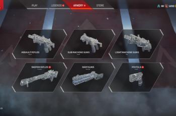 As Melhores Armas do Apex Legends