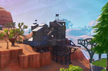Fortnite Battle Royale – Onde encontrar Acampamentos Piratas