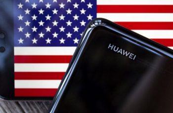 Huawei já tem plano para lidar com embargo dos EUA