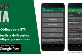 Download App Códigos para GTA (Android)