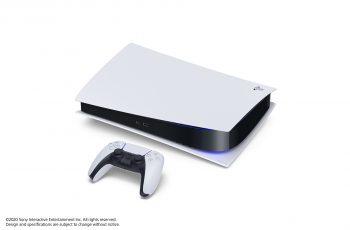 Design da PS5 oficialmente revelado (Primeiras Imagens)