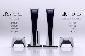 PS5 já tem preço e data lançamento Oficial