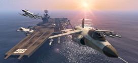 GTA Online Heists Desbloquear o Hydra, Savage e Valkyrie