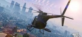 GTA 5 continua a liderar vendas no Reino Unido