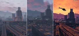 GTA 5 PC vs PS4 vs PS3 Comparação em Imagens e Videos